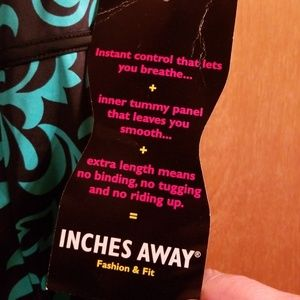 Inches Away Swim - Inches Away one piece bathing suit, size 10